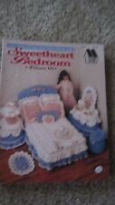 Annie's Attic-Fashion Doll Home Decor Crochet Patterns-Sweetheart Bedroom vol 3