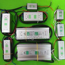 Ac Dc 12v24v Transformer Power Supply Led Driver Waterproof 10w 20w 30w 50 100w
