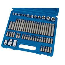 """Draper experto 61 Piezas 3/8, 1/2 """"Sq.. Dr. mecánica Socket y poco 63376"""