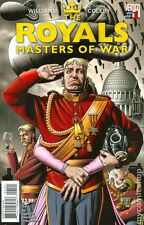 Royals Masters of War #1 DC Vertigo 2014 Brian Bolland Variant Cover Comic 1:13