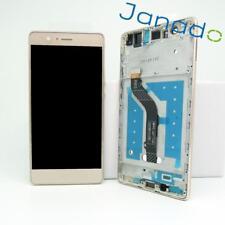 Pantalla LCD con Marcos para Huawei P9 Lite Táctil ORO incl. Herramienta