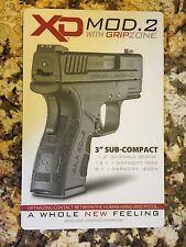 Springfield Xds Xd S Subcompact Bench Cleaning Counter Armorer Mat