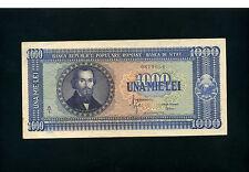Romania 1000 lei 1950 XF+
