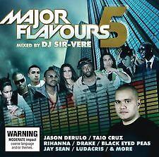 MAJOR FLAVOURS 5: DJ Sir-Vere 2CD NEW