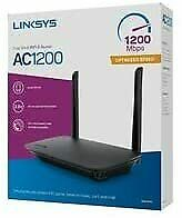 LINKSYS Dual-Band Wi-Fi 5 Router AC1200 Model #E5400 NEW
