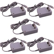 5x AC Power Home Wall Travel Adapter Charger For Nintendo NDSi XL / LL 3DS DSi