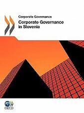 Corporate Governance Corporate Governance in Slovenia 2011