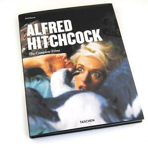 Alfred Hitchcock The Complete Films Large Glossy Hardback Book FREE UK Postage