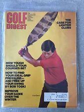 Golf Digest 1974 Frank Beard   Nmt