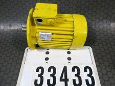 370W Elektromotor 230V 2780U//min Passfeder 5mm IP55 B3-Ausführung 0,37kW 00385