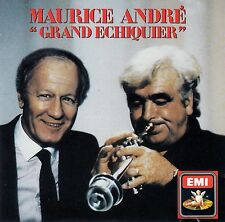 MAURICE ANDRE : GRAND ECHIQUIER / CD