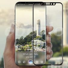 iPhone X Front Screen Protectors (x4 pieces for $5.50) Tempered Glass 9H