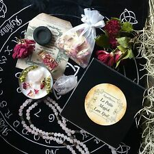 """""""Le Petite Magick"""" Love Spell Kit Pagan Wiccan Metaphysical Witchcraft Supply"""