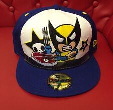 Tokidoki Marvel Hat: Wolverine No Tag (7 1/2) [TH5]