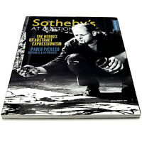 SOTHEBY'S AT AUCTION Oct-Nov. 2012 Magazine PABLO PICASSO Jackson Pollock MOVIES