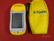 Trimble Geo Xt Pocket Pc Geoexplorer Surveryer Pn 50950 20 With Carry Case C10