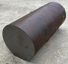 "4/"" Diameter 1045 Steel Round Bar Stock 4"" x 9"" Length"