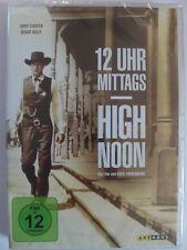12 Uhr mittags - High Noon - Gary Cooper, Grace Kelly, Lee van Cleef, Zinnemann