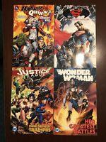 Dc Comics Greatest Graphic Novel Lot Tpb