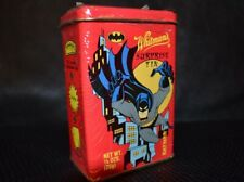 Whitman's Surprise Batman Tin Sealed and Brand New (DC 1997)