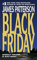BLACK FRIDAY by James Patterson a paperback book FREE USA SHIPPING market