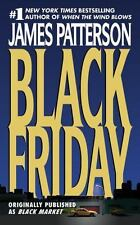 Black Friday, James Patterson, Good Condition, Book