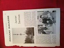 m12y ephemera 1950/s picture dunstable hospital miss m e redman g c squires
