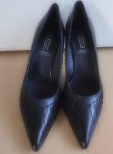 5th Avenue Business Stewardess Stiletto High Heel Pumps Gr 40 neuwertig