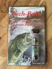 Tech Bait Patented Electronic Fishing Lure Over 20,000 Sold!