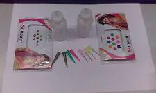 Henna Kit Applicator Paste Tattoo Body Art Bottle Bindi free  Making Tool Set 2