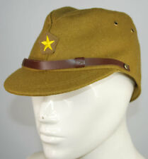 WWII Ww2 Japanese Army IJA Officer Field Wool Cap Hat L -33079