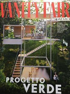 Vanity Fair Design 2021.Progetto Verde