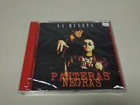 JJ11- PANTERAS NEGRAS LA RULETA CD NUEVO PRECINTADO LIQUIDACIÓN!!!