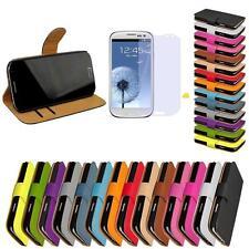 Samsung Galaxy S3 Cover Tasche für i9300 / i9305 Case Schutz Hülle Handytasche