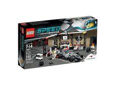 LEGO® Speed Champions 75911 McLaren Mercedes Boxenstopp - NEU / OVP