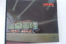 CATALOGUE GÉNÉRAL MARKLIN HO  1986/87 F
