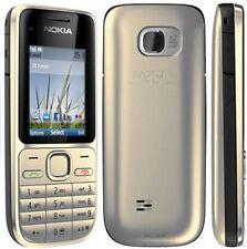 Original Unlocked Nokia C2-01 3G Hebrew Russia Arabic Keyboard Mobile Bar Phone