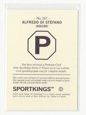 "2013 Sportkings Premium Back #267 Alfredo Di Stefano ""P"" - Flat S/H"