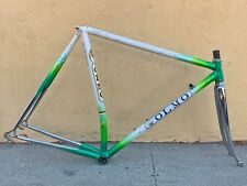 80s OLMO COMPETITION AERO LEADER CRONO 54cm FRAME COLUMBUS AIR TIME-TRIAL TT