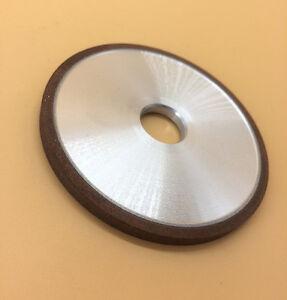 125mm x 10mm Diamond Grinding Wheel Grit 150
