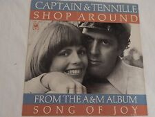 "Captain & Tennille ""Shop Around"" PICTURE SLEEVE! MINT PERFECT  NEW COPY eBAY"