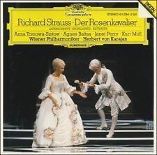 Der Rosenkavalier (Querschnitt / Highlights / Extraits) Strauss Audio CD