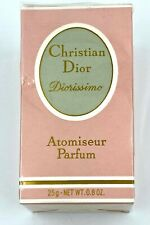 Christian dior diorissimo parfum spray 25 ml 7/8 fl oz VINTAGE SEALED