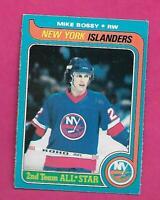 1979-80 OPC # 230 ISLANDERS MIKE BOSSY ALL STAR 2ND YEAR EX-MT (INV# C8711)