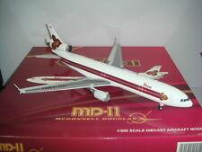 """JC Wings 200 Thai Airways International MD-11 """"1990s color"""" 1:200 DIECAST"""