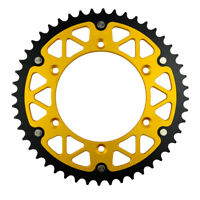 48T Rear Sprocket For Suzuki RM 125 250 RM-Z 250 400 DR350 SE RM-Z 450