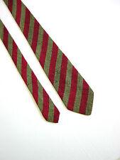 GHERARDINI  Cravatta Tie  Originale 100% LINO LINEN FLAX