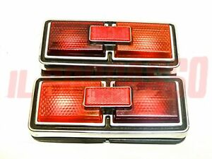 Lights Rear Right Left Fiat 124 Special Original