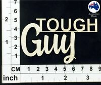 Cardmaking Cruising Along CT010 Chipboard Words for Scrapbooking