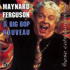 Maynard Ferguson : These Cats Can Swing! CD (2010) ***NEW***